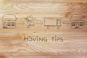 tips from Wheat Ridge movers