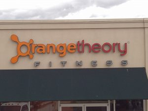 channel letter sign company Denver CO